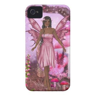 Pink Fairy Garden Blackberry Bold Case
