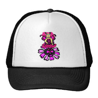 pink fairy hats