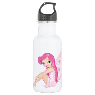 Pink Fairy Liberty 18oz Water Bottle