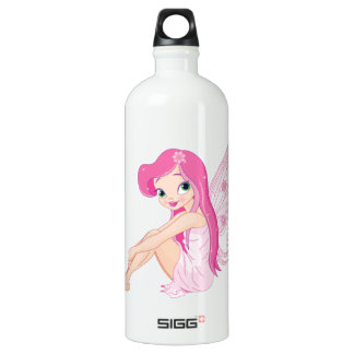 Pink Fairy Liberty SIGG Traveler 1.0L Water Bottle