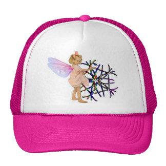 Pink Fairy Mesh Hat