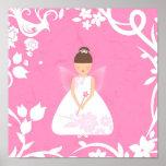 Pink Fairy Print