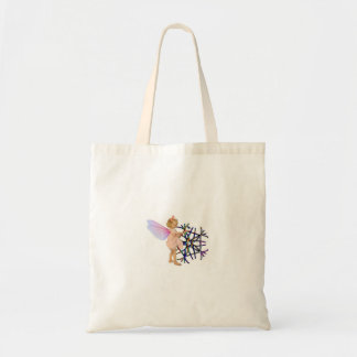 Pink Fairy Tote Bags
