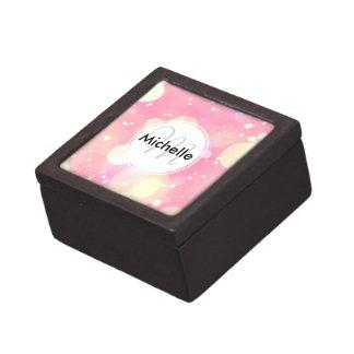 Pink Fairytale Dream Keepsake Box