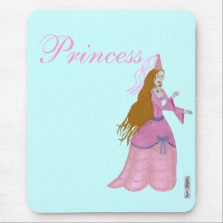 Pink Fairytale Princess Mousemat Mouse Pad