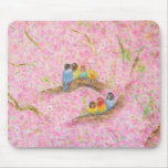 Pink Family Bliss Mouse Pad