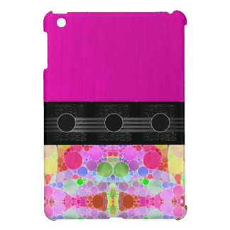 Pink Fancy Abstract Cover For The iPad Mini