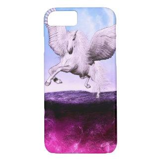 Pink Fantasy Unicorn iPhone 8/7 Case