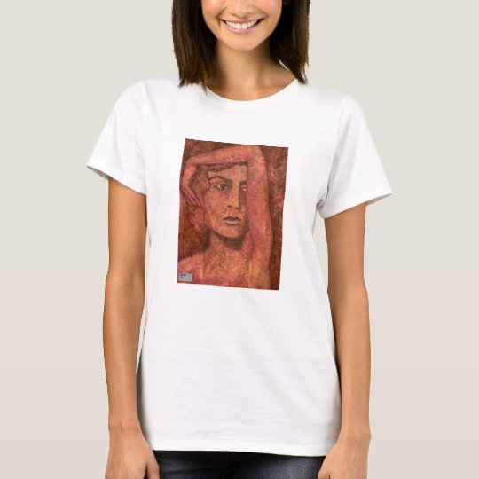 Pink, Fine Art T-Shirts For Women