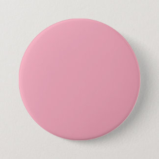 Pink Fizz-Candy Bubblegum-Uptown Girl-Design Pink Pinback Button