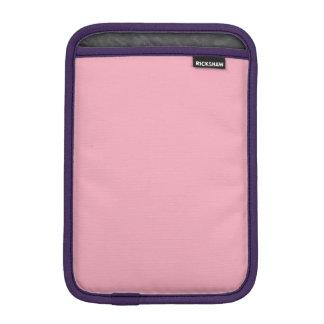 Pink Fizz Candy Bubblegum Uptown Girl Design Pink Sleeve For iPad Mini