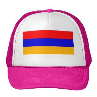 PINK Flag of Armenia Hat