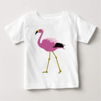 Pink Flamingo Baby T-Shirt