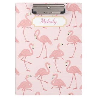 Pink Flamingo Bliss