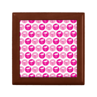 Pink Flamingo Box