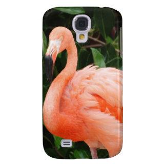 Pink Flamingo Samsung Galaxy S4 Cases