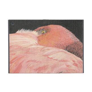 Pink Flamingo Case For iPad Mini