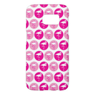 Pink Flamingo Case-Mate Barely There Samsung Galax