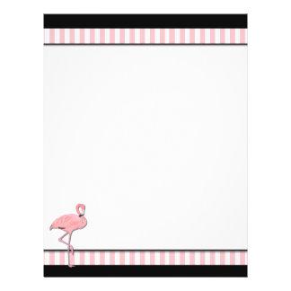 Pink Flamingo Flyer