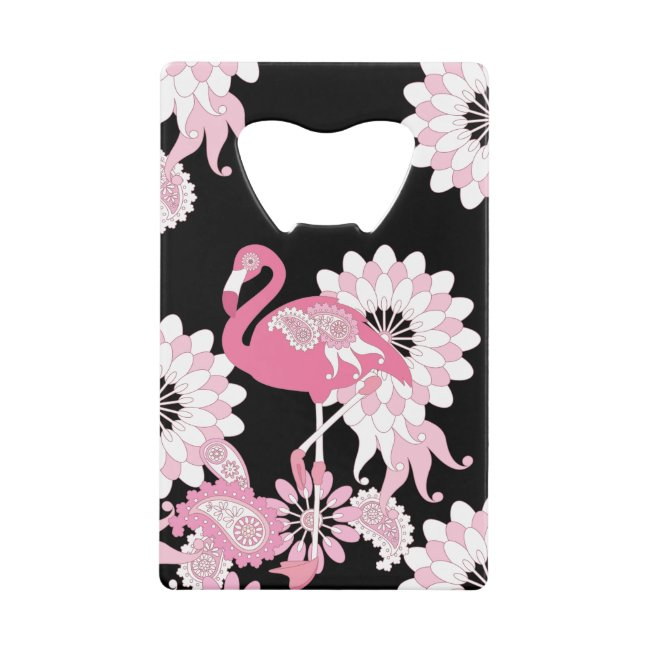 Pink Flamingo Girly Cute Personalized