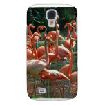 Pink Flamingo group, lots of flamingoes picture! Samsung Galaxy S4 Covers