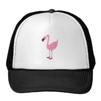 Pink Flamingo Trucker Hats
