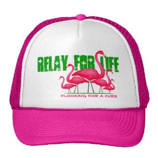 Pink Flamingo Hat