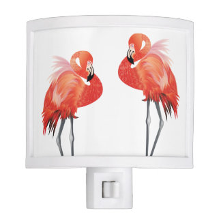 pink flamingo night lights zazzle the rise of pink flamingo d 233 cor selected items available
