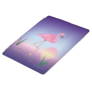 Pink Flamingo iPad Cover