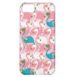 Pink Flamingo iPhone 5C Cases