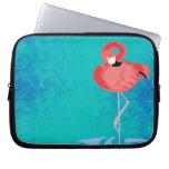 Pink Flamingo Laptop Sleeves