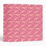 Pink Flamingo Notebook 3 Ring Binders