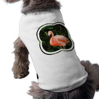 Pink Flamingo  Pet Shirt