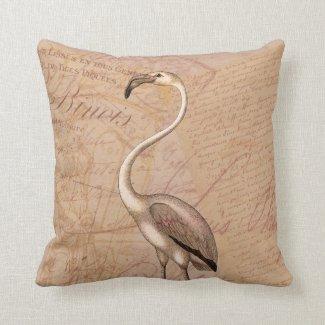 Pink Flamingo Pillows