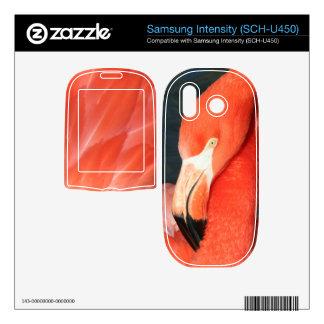 Pink Flamingo Samsung Intensity (SCH-U450) Skin Samsung Intensity II Skin