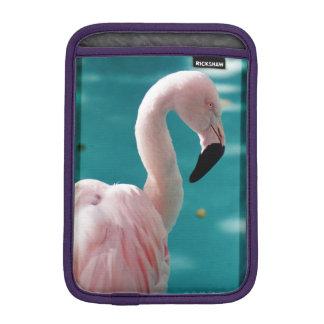 Pink Flamingo Sleeve For iPad Mini