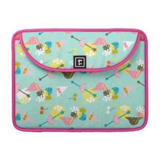 Pink Flamingo Sleeves For MacBook Pro
