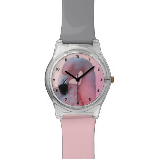 Pink Flamingo Watches