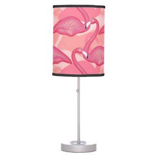 Pink Flamingos Desk Lamp