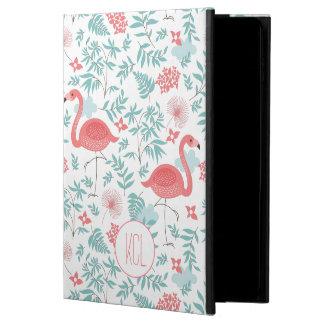 Pink Flamingos & Flowers Seamless Pattern Powis iPad Air 2 Case