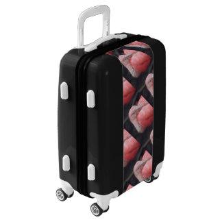 Pink Flamingos Luggage