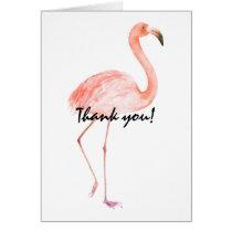 Pink Flamingos Thank you