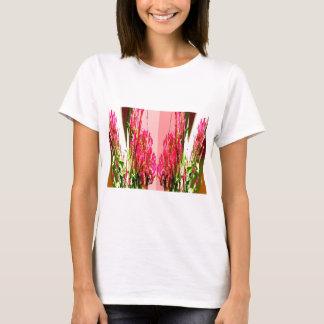 Pink Floral Arrangements T-Shirt