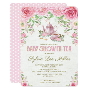 kitchen tea invitations zazzle