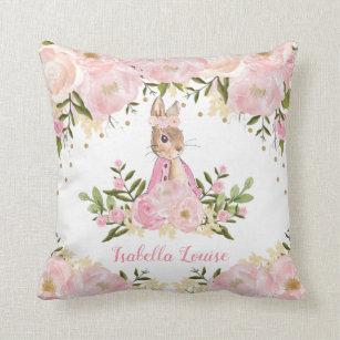 Bunny Pillows Decorative Amp Throw Pillows Zazzle