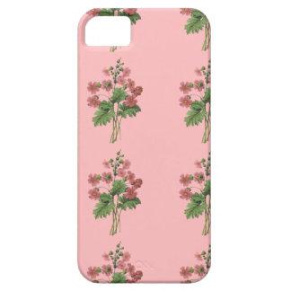 Pink Floral Cellphone Case