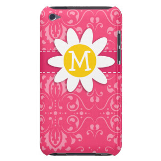 Pink Floral Daisy iPod Touch Covers