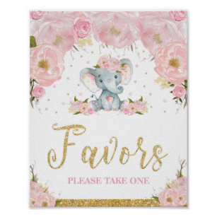 Baby Shower Table Signs Zazzle