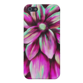 Pink Floral I Phone Case Cover For iPhone 5