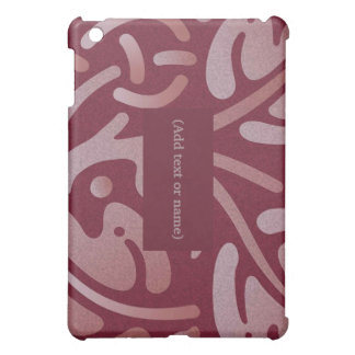 Pink Floral iPad Case